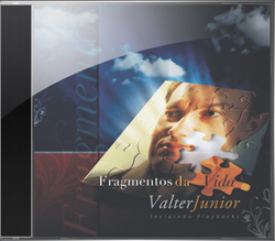 Capa CD Fragmentos da Vida