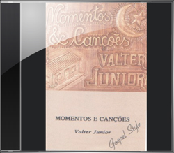 Capa CD Monentos e Can��es